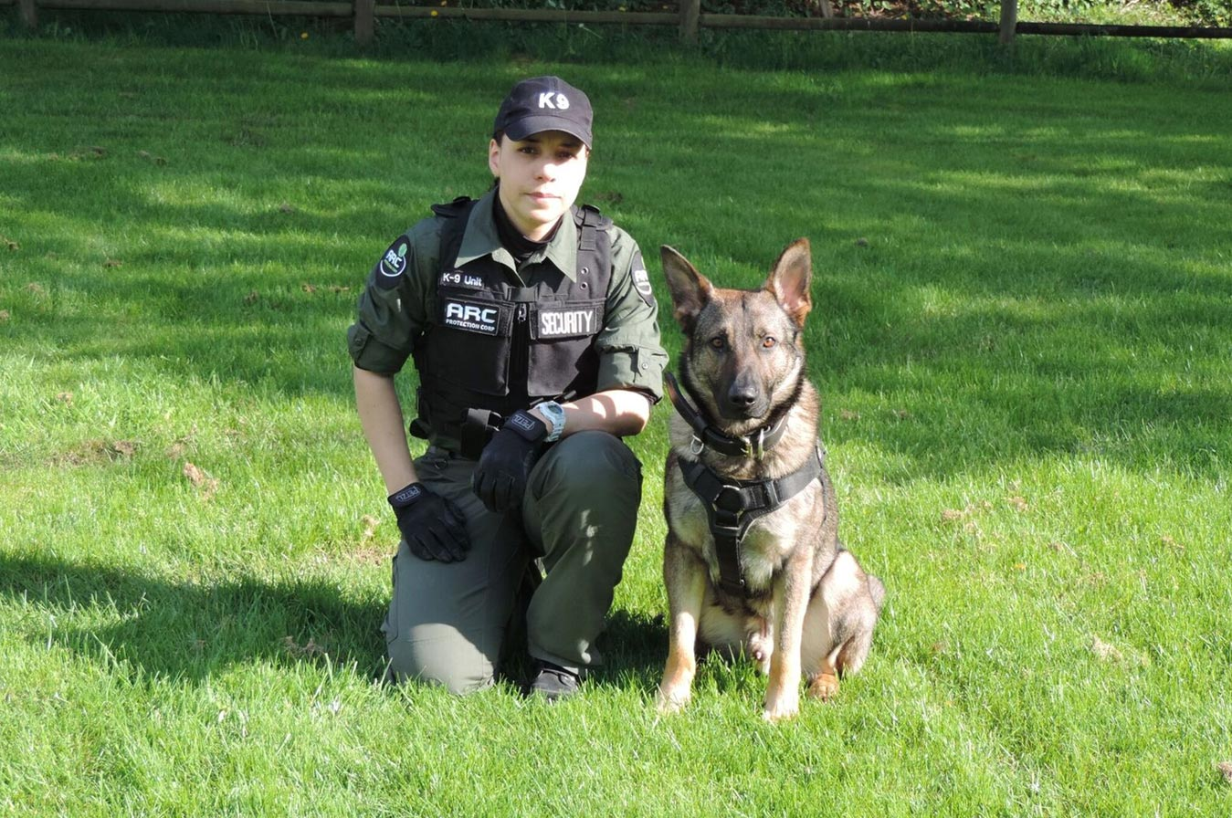 K9 Security Guards Vancouver, Edmonton, Calgary